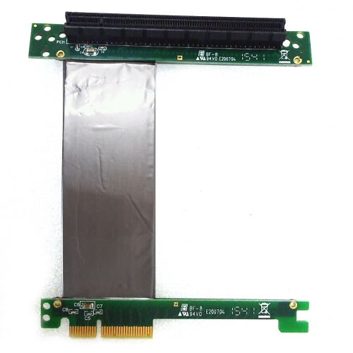 CLKF797 4x / PCIe-4x TO PCIe-16x 연장 케이블
