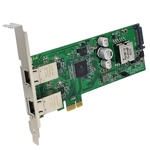GEPX2-PCIE1XE301 / 2포트 POE+